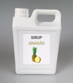 ANANAS sirup 2,5 kg
